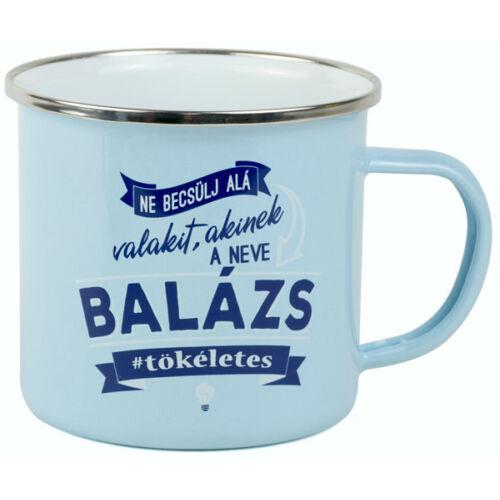 History And Herald Top Pasik fémbögre, Balázs