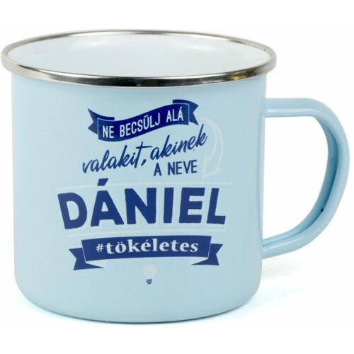 History And Herald Top Pasik fémbögre, Dániel