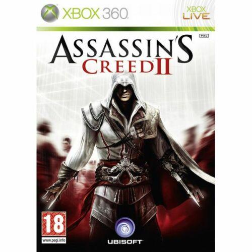 Assassins Creed II Xbox360 játék, használt