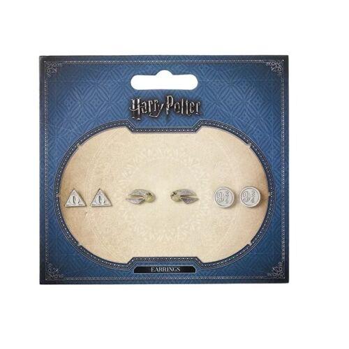 Fülbevaló szett - Harry Potter