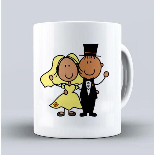 Esküvői bögre