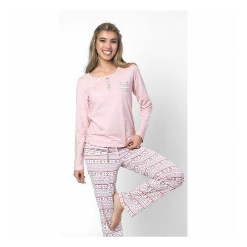Javier Golmar pink pizsama