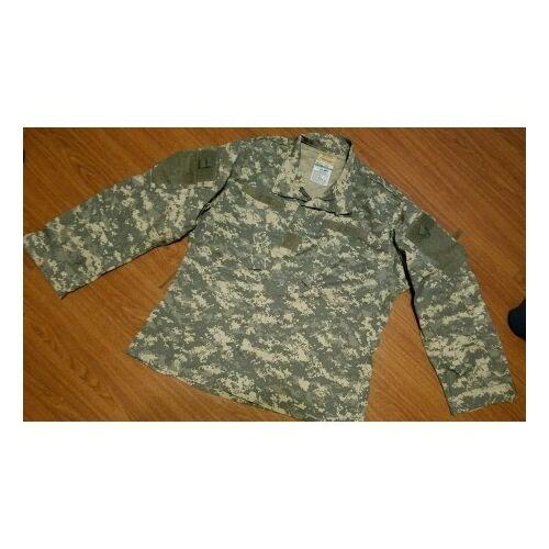 US Military ACU ARMY Digital Camo katonai zubbony
