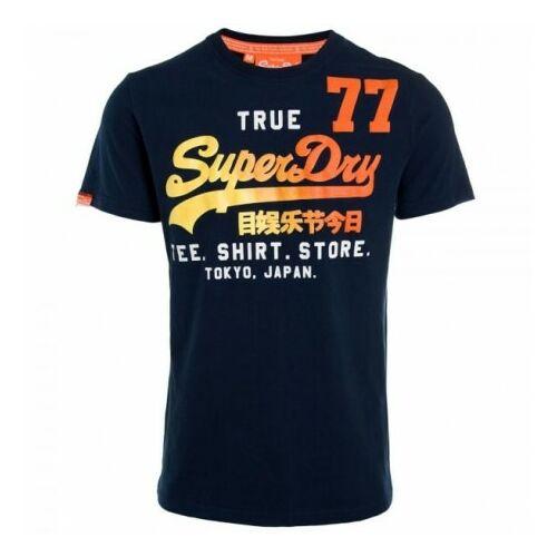 Superdry Shirt Shop 77 Tee Férfi póló