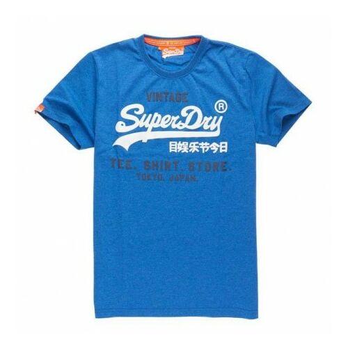 Superdry Shirt Shop Duo Tee Férfi póló