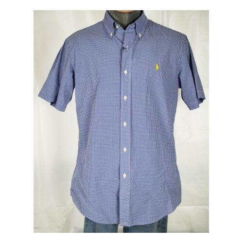 Ralph Lauren Férfi rövid ujjú ing