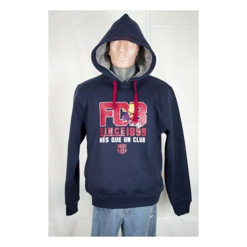 FC Barcelona Simphsons kapucnis gyerek pulóver