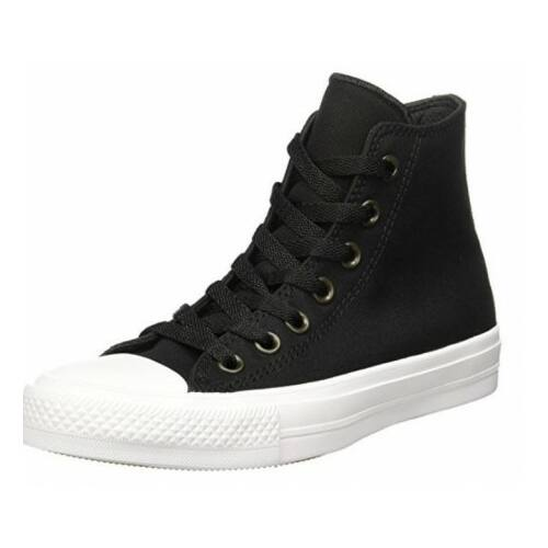 Converse Unisex magas szárú cipő, fekete