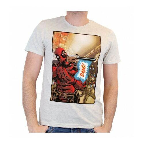 Marvel Deadpol Bang póló