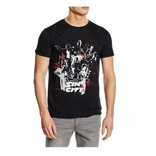 Miramax Sin City logos férfi póló
