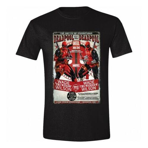 Marvel Deadpool Kills unisex póló