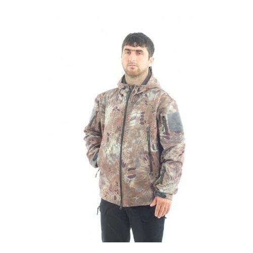 Terep mintás férfi kabát