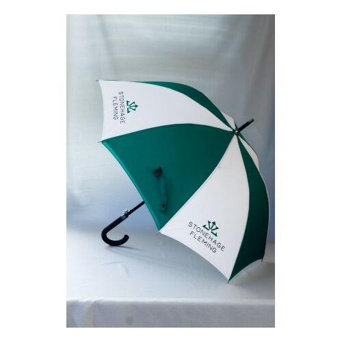 Stonehage esernyő, fehér-zöld színben