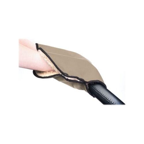 Kézmelegítő babakocsira Sensillo 40x45 beige