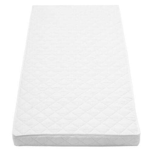 Gyerek matrac New Baby 120x60 kókusz-hab-kókusz fehér