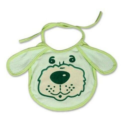 Gyerek előke New Baby zöld