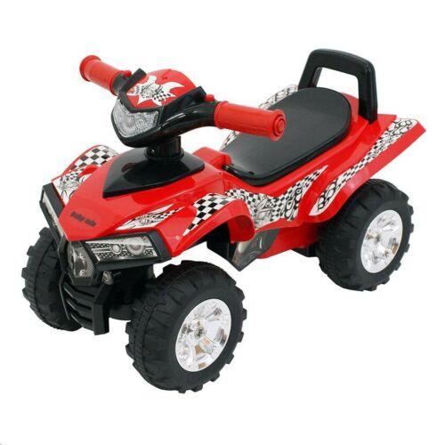 Gyerek négykerekű jármű Baby Mix red