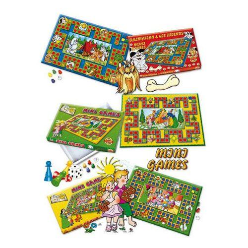 Mini Games asztali játék Pinokkió
