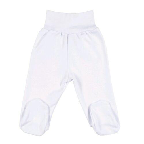 Csecsemő lábfejes nadrág New Baby Classic