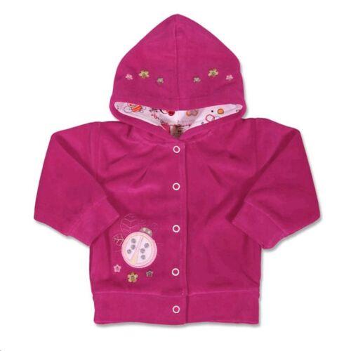 Plüss pulóver kapucnival sötét rózsaszín