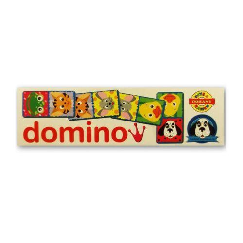 Gyerek dominó Házi állatkák