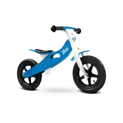 Gyermek lábbal hajtós bicikli Toyz Velo blue