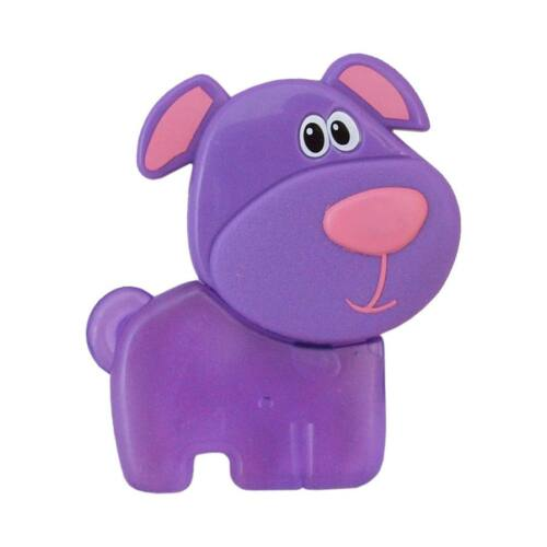 Hűsítő rágóka Baby Mix kutyus lila