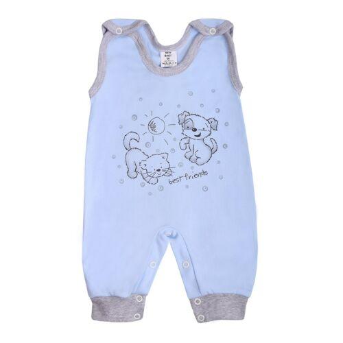 Csecsemő rugdalózó New Baby Barátok kék