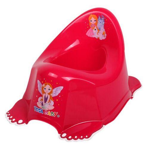 Zenélő gyerek csúszásmentes bili Kis Hercegnő rózsaszín