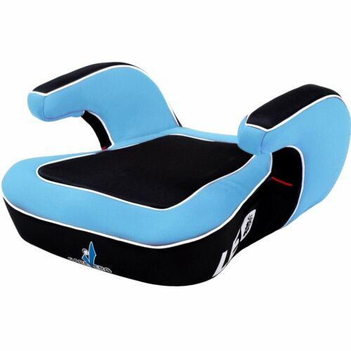 Autós gyerekülés-ülésmagasító CARETERO Leo blue 2016