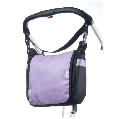 Pelenkázó táska CARETERO - rose
