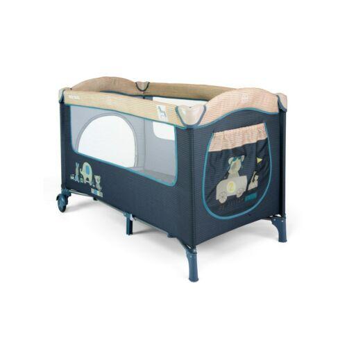 Utazóágy Milly Mally Mirage blue toys