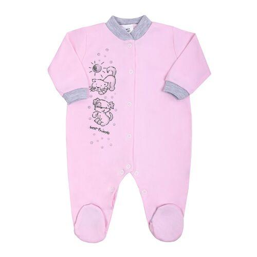 Baba kezeslábas New Baby Barátok rózsaszín