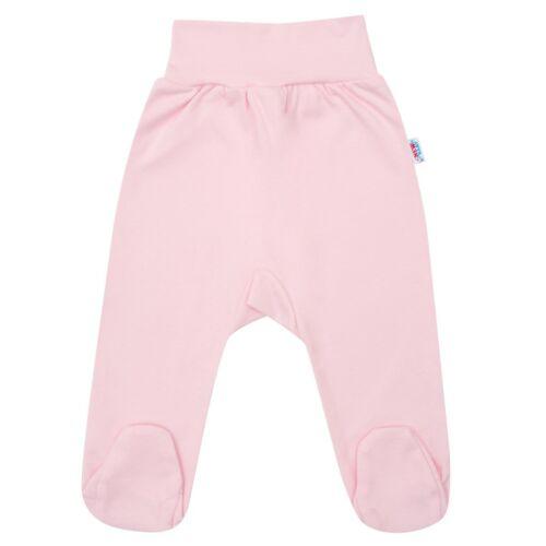 Csecsemő lábfejes nadrág New Baby rózsaszín